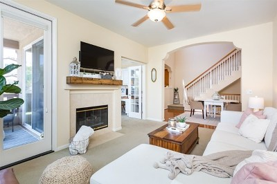 Carlsbad Condo/Townhouse For Sale: 6442 Terraza Portico