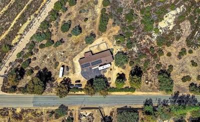 Alpine CA Single Family Home For Sale: $599,000