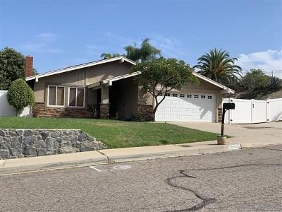 Spring Valley Single Family Home For Sale: 10008 Ledgeside Street