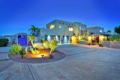 Fallbrook Single Family Home For Sale: 2443 Dos Lomas