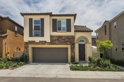 Oceanside Single Family Home For Sale: 1259 Via Candelas