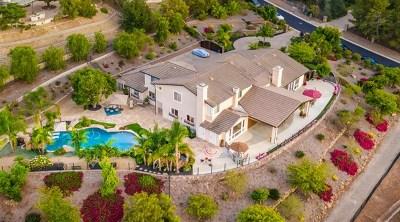 Encinitas Single Family Home For Sale: 323 Cantle Lane