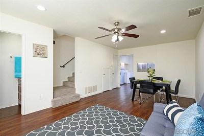 El Cajon Condo/Townhouse For Sale: 888 Cherrywood Way #18