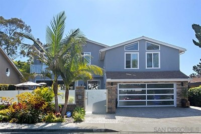 Del Mar Single Family Home For Sale: 14211 Pinewood