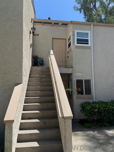Laguna Niguel Condo/Townhouse For Sale: 29123 Via Cerrito #32