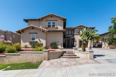 Chula Vista Single Family Home For Sale: 2543 N Trail Ct