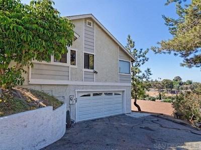 Vista Single Family Home For Sale: 1045 Alta Calle B