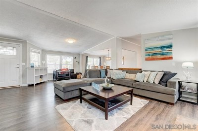 Escondido Single Family Home For Sale: 691 McDonald Ln