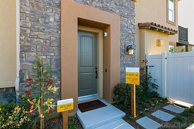 Carlsbad Single Family Home For Sale: 3133 Salina Road