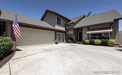 San Marcos Single Family Home For Sale: 903 Mulberry Dr