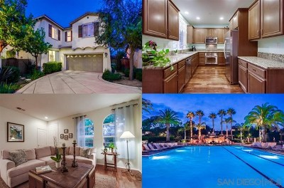 Carlsbad Single Family Home For Sale: 3659 Summit Trail