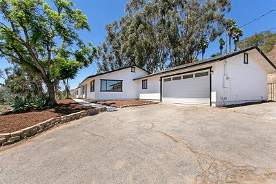 Escondido Single Family Home For Sale: 1801 Tierra Libertia