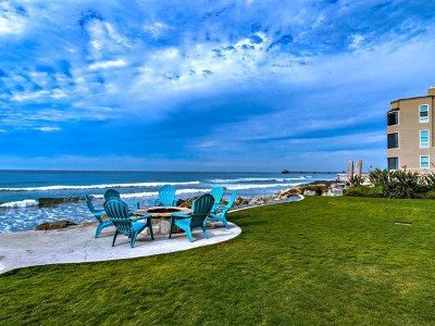 Oceanside Condo/Townhouse For Sale: 923 S Pacific St