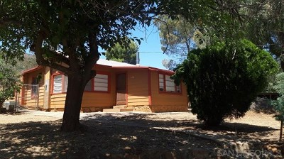 Alpine CA Single Family Home For Sale: $499,000