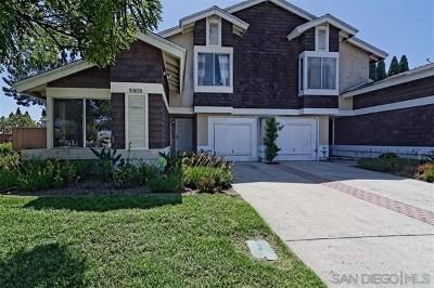 San Diego County Single Family Home For Sale: 6908 Sandleford Way