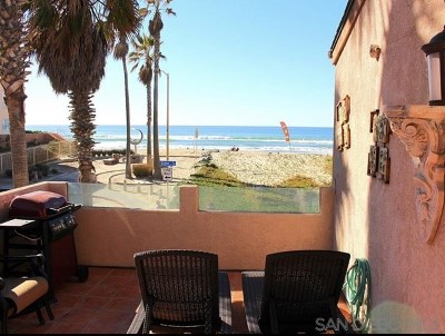 Imperial Beach Condo/Townhouse For Sale: 708 Seacoast Drive