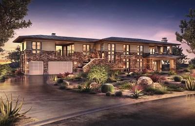 Encinitas Single Family Home For Sale: 3862 Rancho Summit