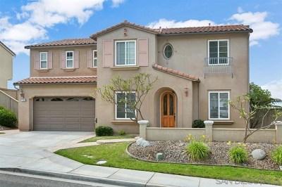 La Mesa Single Family Home For Sale: 7754 Highwood Ave