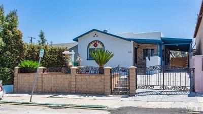 San Diego County Single Family Home For Sale: 425 Milbrae St.
