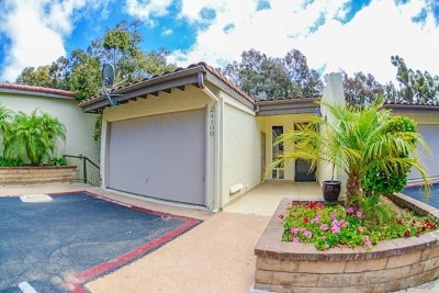 Carlsbad Condo/Townhouse For Sale: 2410 Altisma Way #H