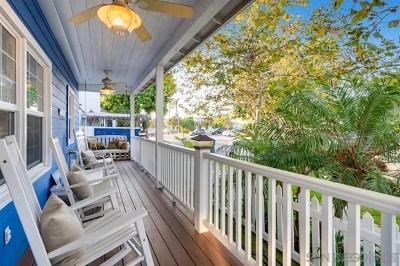 Corona Single Family Home For Sale: 610 4th St