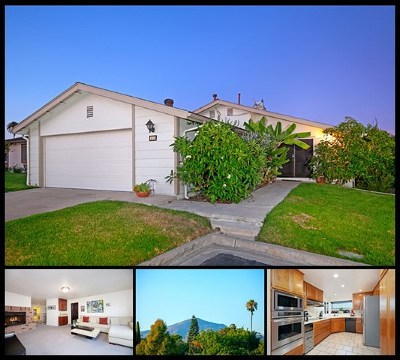 La Mesa Single Family Home For Sale: 4555 71st St #13