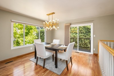 La Mesa Single Family Home For Sale: 9571 Tropico Dr