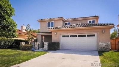 Poway Single Family Home For Sale: 12677 Oak Knoll Rd