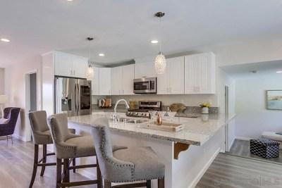 La Mesa Single Family Home For Sale: 10725 Itzamna Dr.
