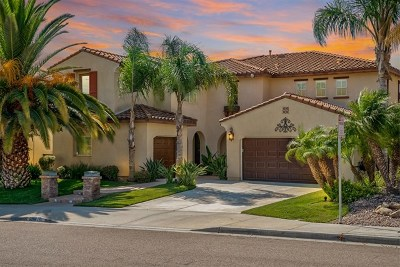 Oceanside Single Family Home For Sale: 5298 Willow Walk Rd