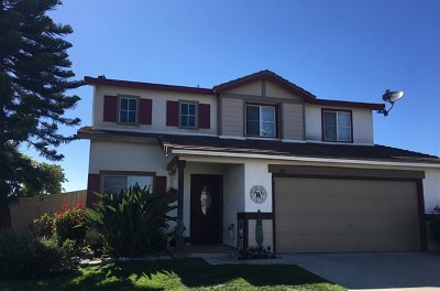 Oceanside Single Family Home For Sale: 388 Rimhurst Ct