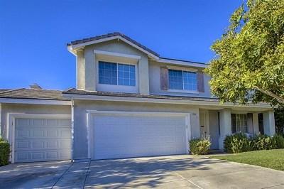 Vista Single Family Home For Sale: 1564 Summer Creek Court