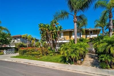 Carlsbad Single Family Home For Sale: 7939 Corte Domingo