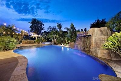 La Mesa Single Family Home For Sale: 10505 Challenge Blvd