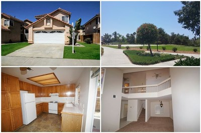 Oceanside Single Family Home For Sale: 1784 Avenida Vista Labera