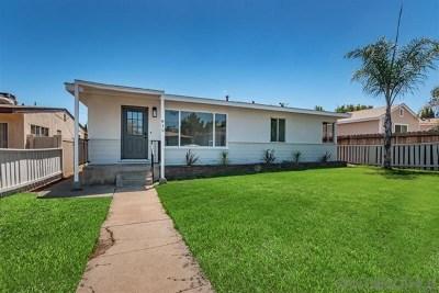 Escondido Multi Family Home For Sale: 819 W 8th Avenue