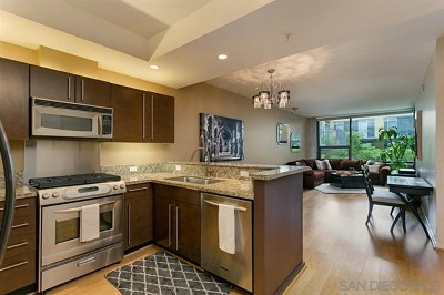 San Diego County Condo/Townhouse For Sale: 350 11th Avenue #420