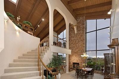 Vista Single Family Home For Sale: 1258 Via Del Cerro