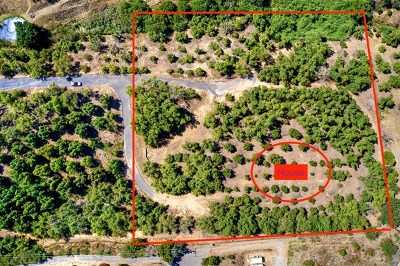 Fallbrook Residential Lots & Land For Sale: Canonita