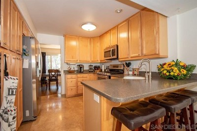 San Diego Condo/Townhouse For Sale: 10433 Caminito Mayten