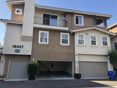 San Diego Condo/Townhouse For Sale: 13027 Evening Creek Dr. S #26