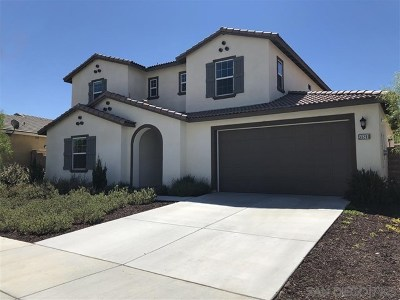 Temecula Single Family Home For Sale: 33291 Barmetta Lane