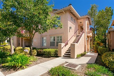 San Diego Condo/Townhouse For Sale: 18686 Caminito Cantilena #208