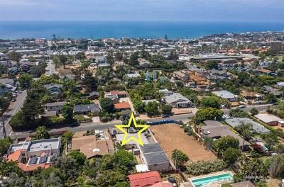 Encinitas Multi Family Home For Sale: 647 San Dieguito Dr
