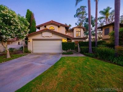 Fairbanks Ranch Single Family Home For Sale: 5205 Caminito Providencia
