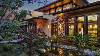 La Jolla Single Family Home For Sale: 6089 La Jolla Scenic Dr S