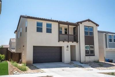 Chula Vista Single Family Home For Sale: 1076 Calle Deceo