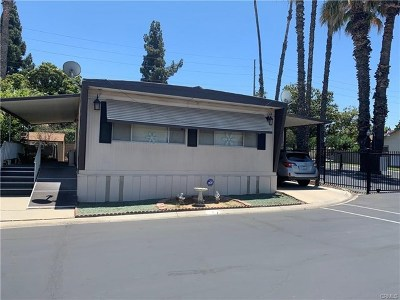 Riverside Manufactured Home For Sale: 9391 California Avenue #1