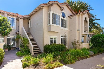 Oceanside Condo/Townhouse For Sale: 3408 Cameo Dr #16