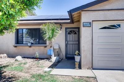 Oceanside Single Family Home For Auction: 3018 Thunder Drive
